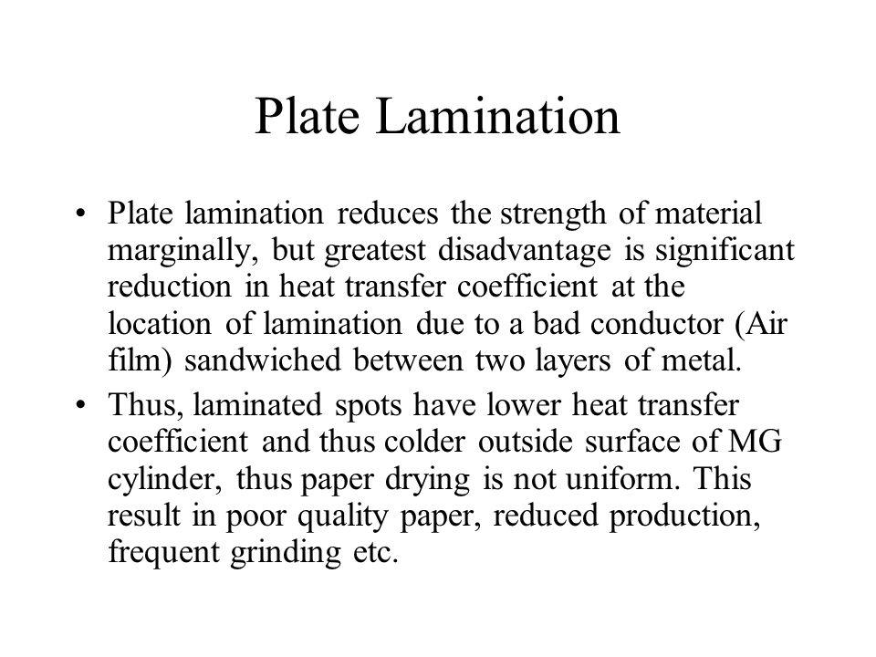 Plate Lamination
