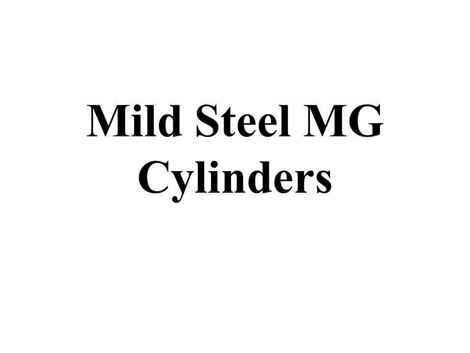 Mild Steel MG Cylinders