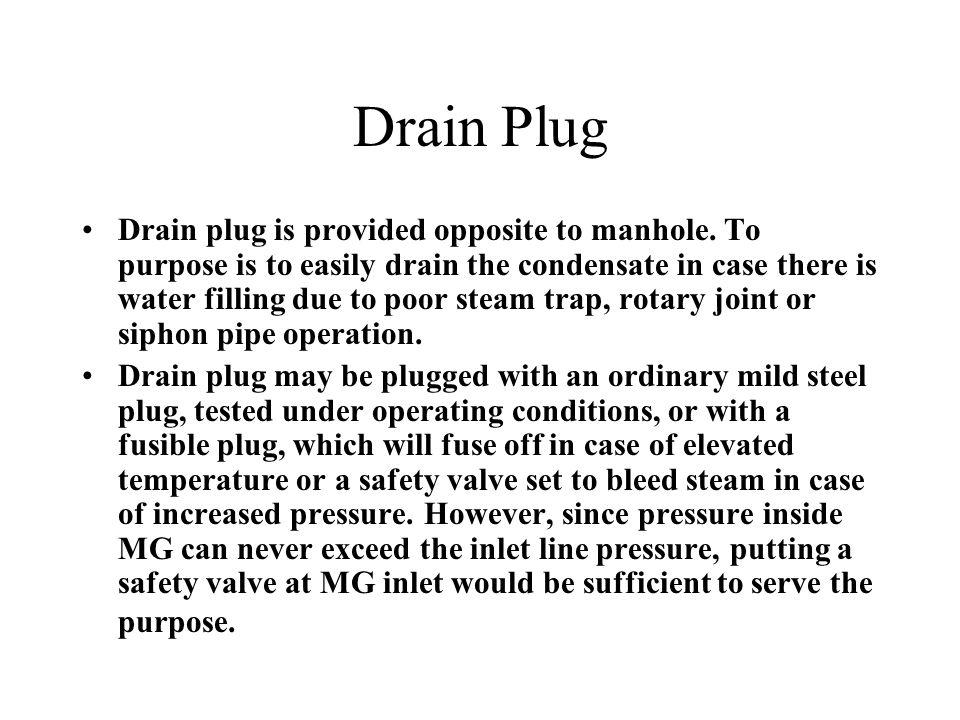 Drain Plug