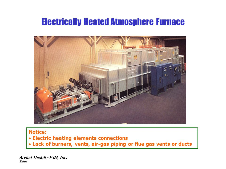 Electrically Heated Atmosphere Furnace