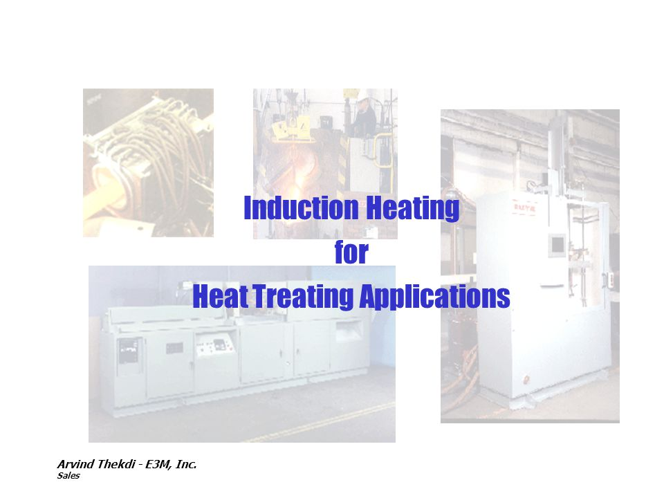 Heat Treating Applications