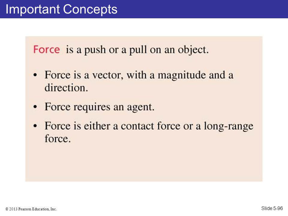 Important Concepts Slide 5-96
