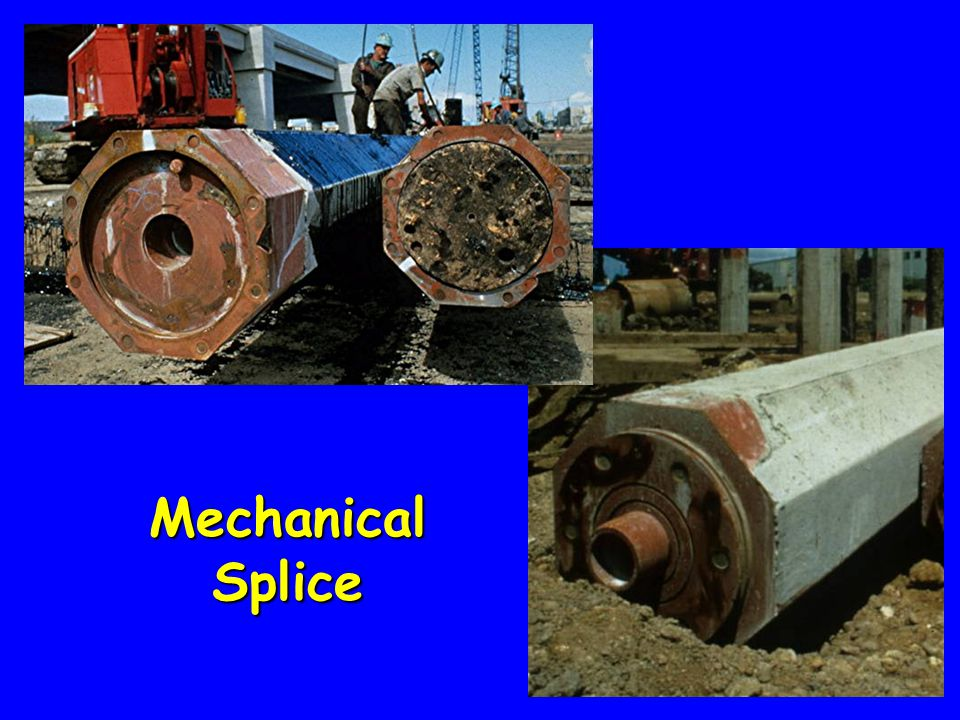 Mechanical Splice