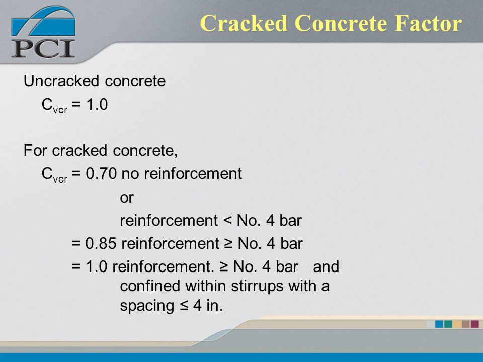 Cracked Concrete Factor