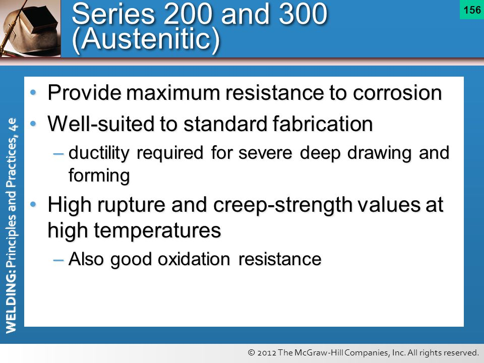 Series 200 and 300 (Austenitic)