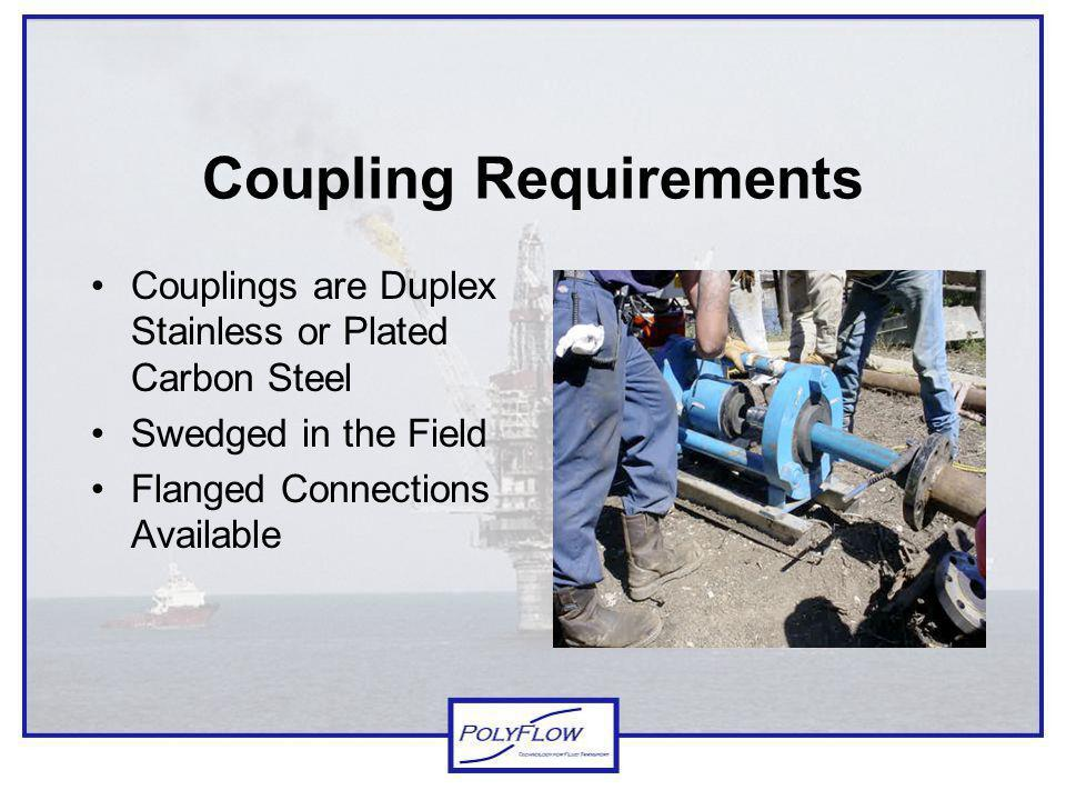 Coupling Requirements