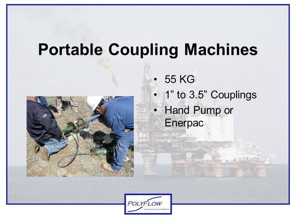 Portable Coupling Machines