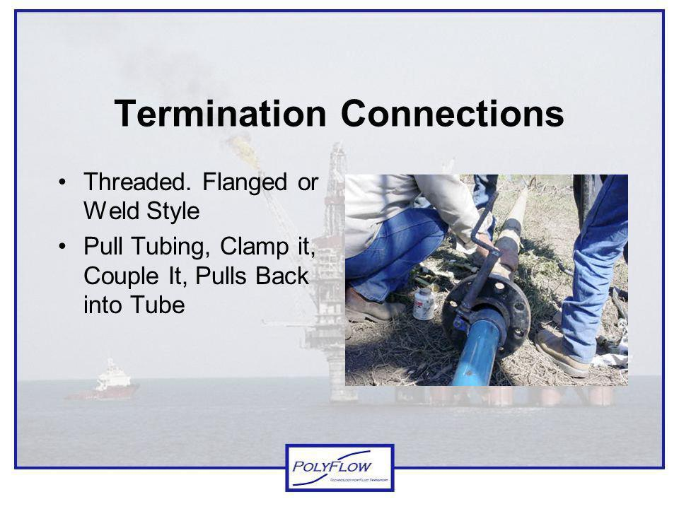 Termination Connections