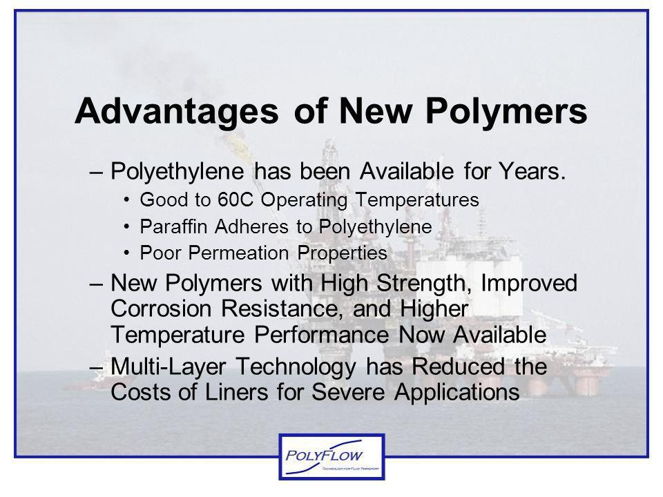 Advantages of New Polymers