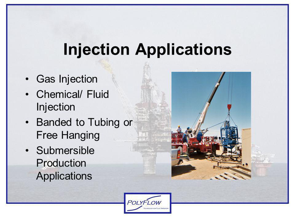 Injection Applications
