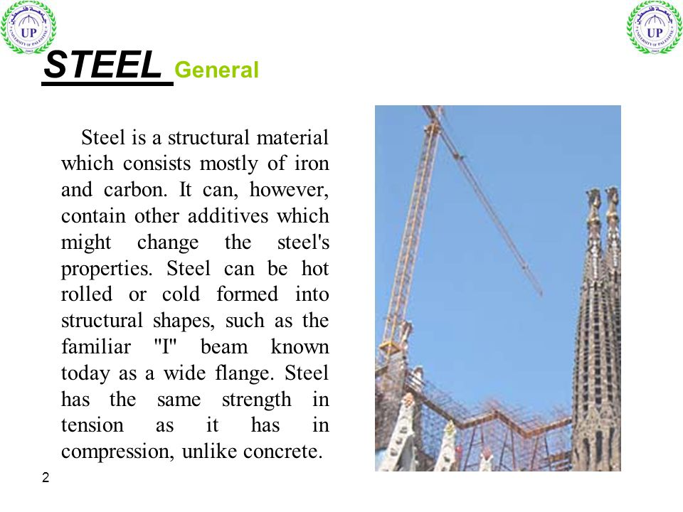 STEEL General