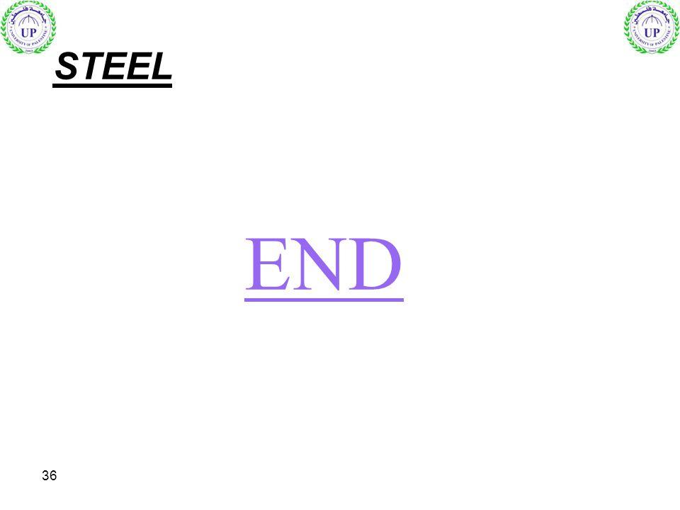 STEEL END