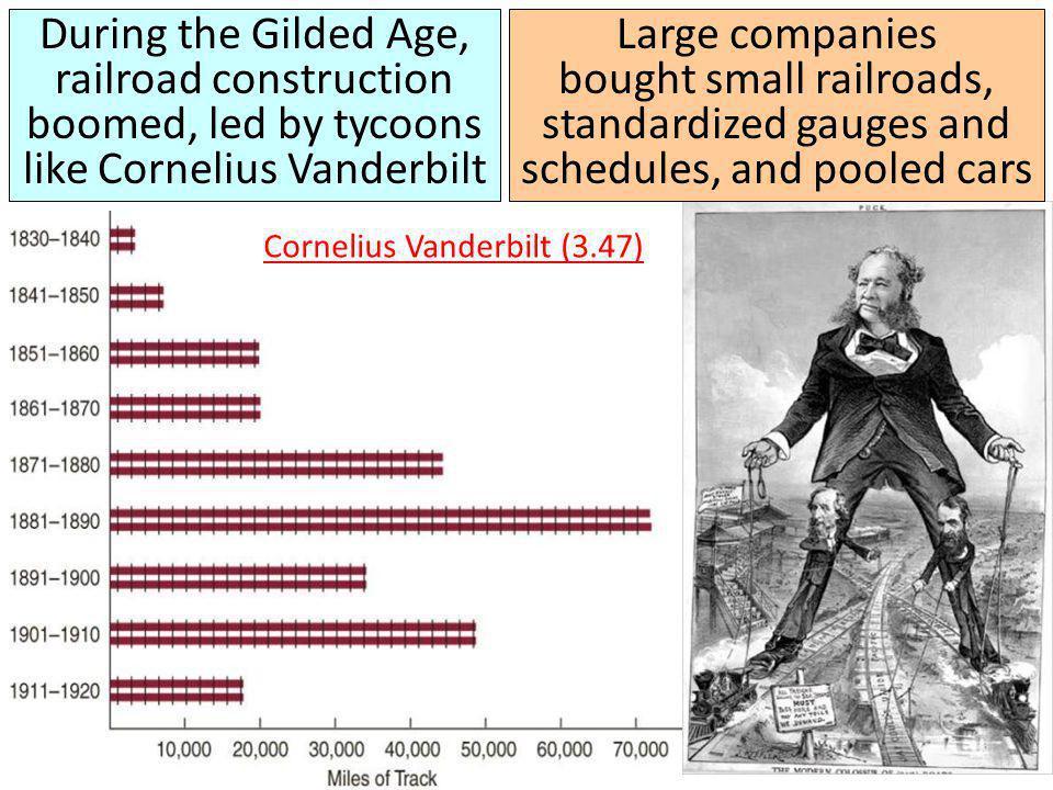 Cornelius Vanderbilt (3.47)