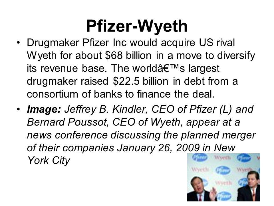 Pfizer-Wyeth