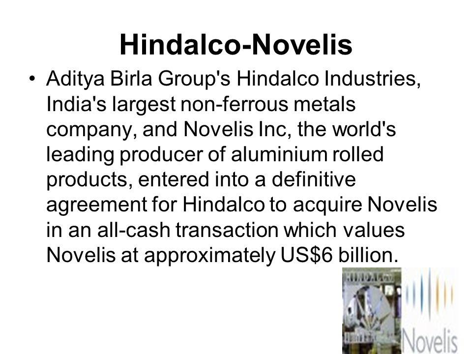 Hindalco-Novelis