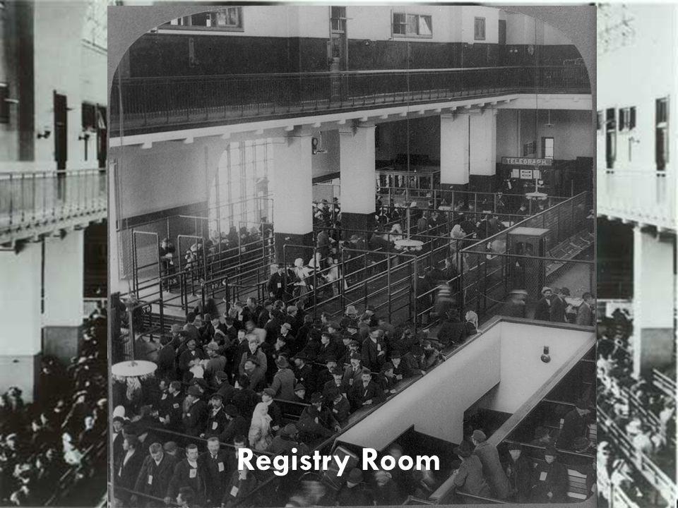 Registry Room