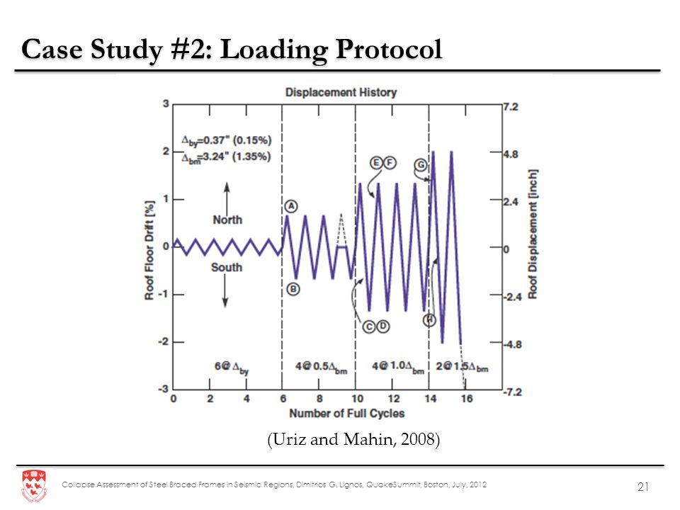 Case Study #2: Loading Protocol