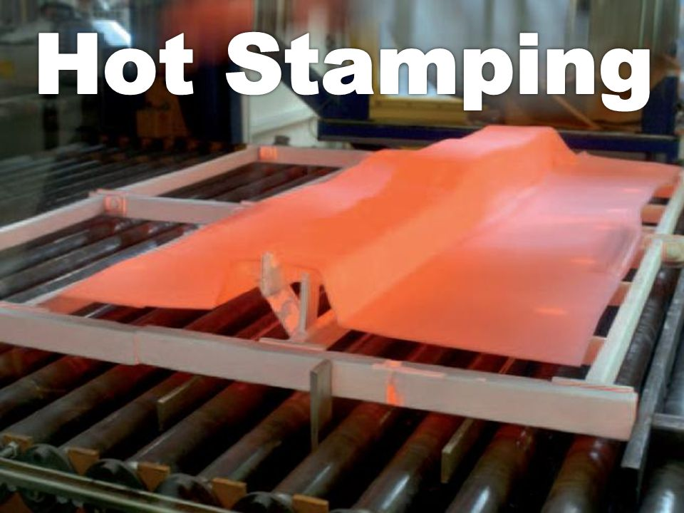 Advanced Steel Manufacturing And Stamping Ppt Video