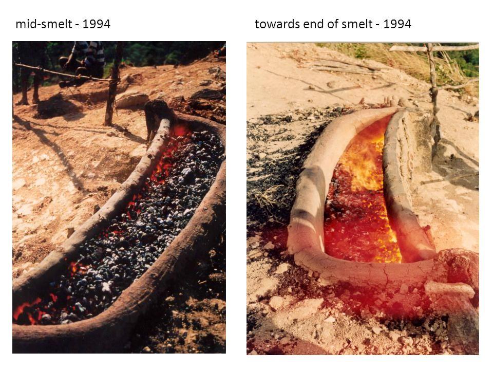 mid-smelt - 1994 towards end of smelt - 1994