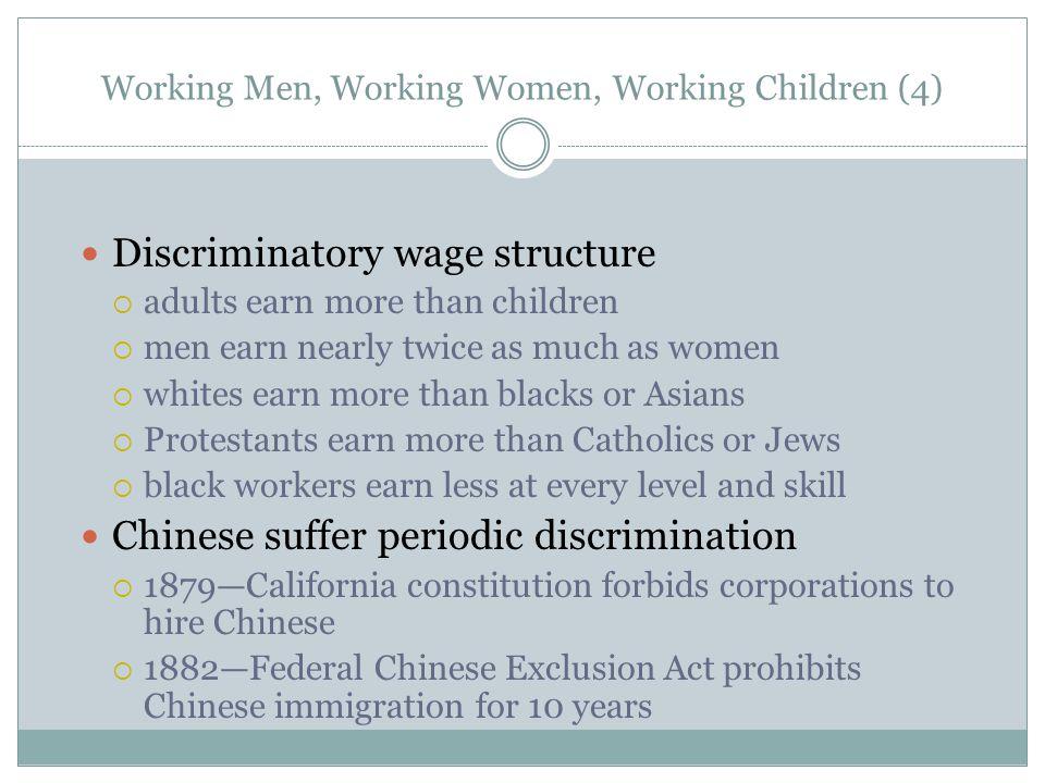 Working Men, Working Women, Working Children (4)