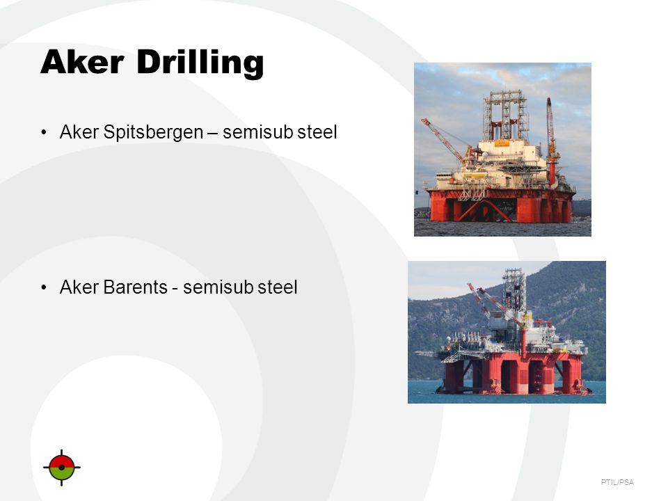 Aker Drilling Aker Spitsbergen – semisub steel