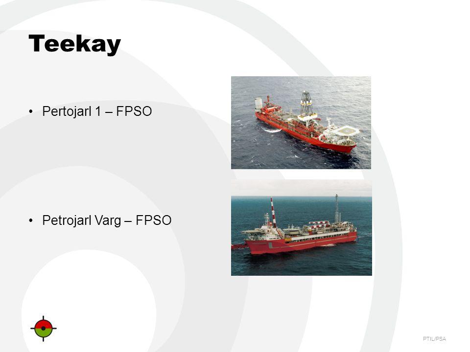 Teekay Pertojarl 1 – FPSO Petrojarl Varg – FPSO