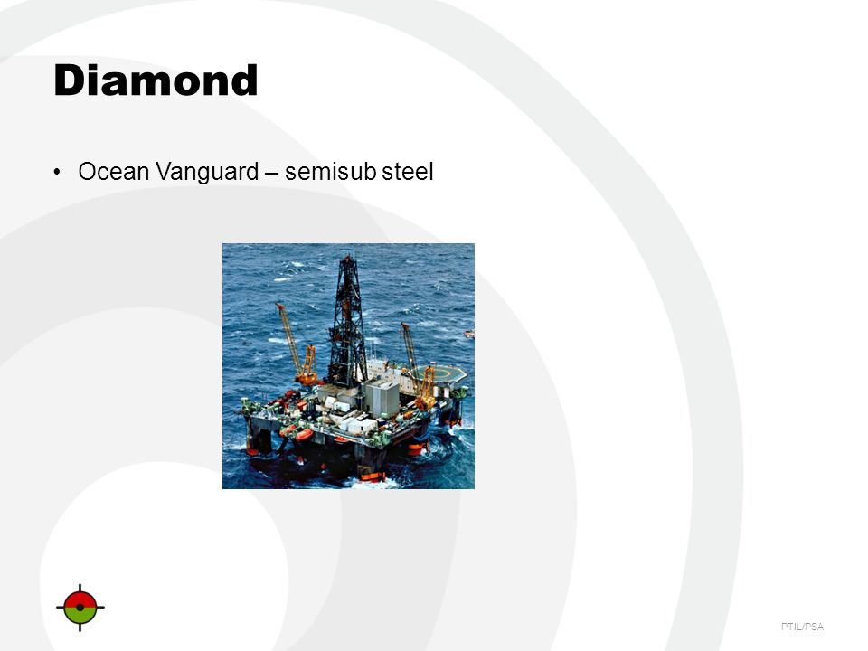 Diamond Ocean Vanguard – semisub steel