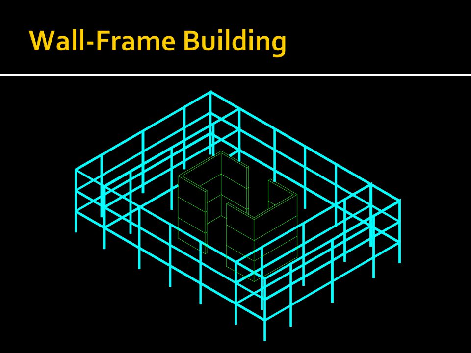 Wall-Frame Building