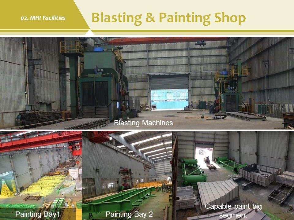 Blasting & Painting Shop
