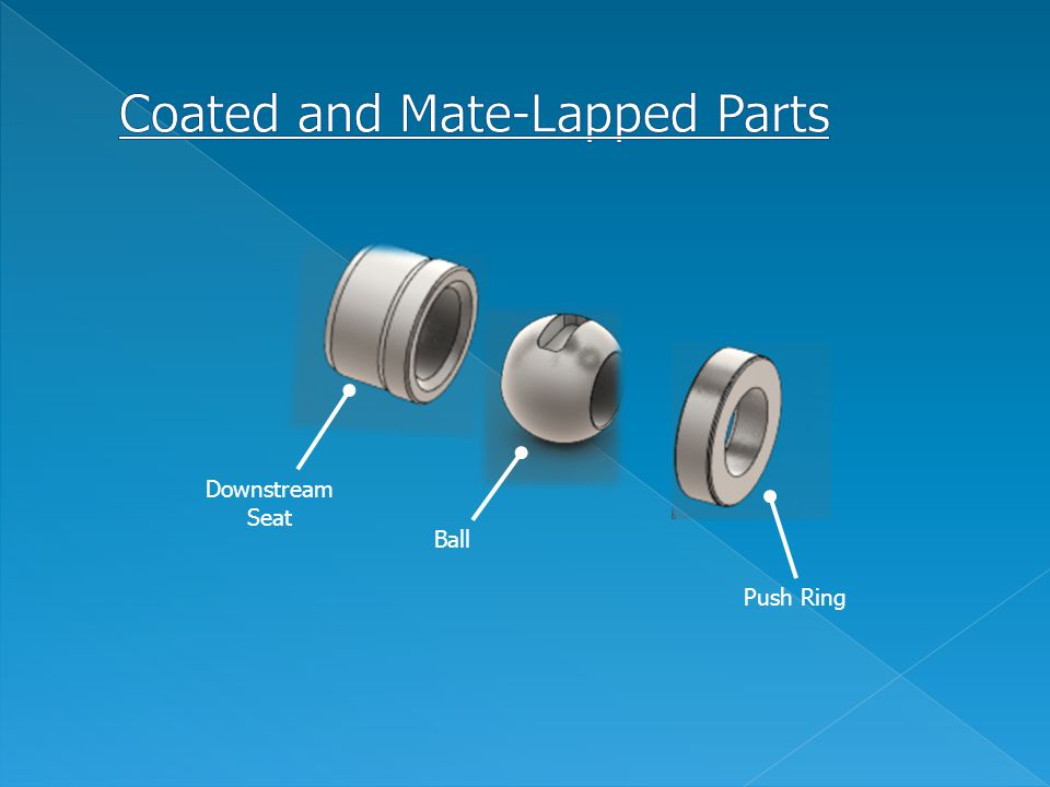 Coated and Mate-Lapped Parts