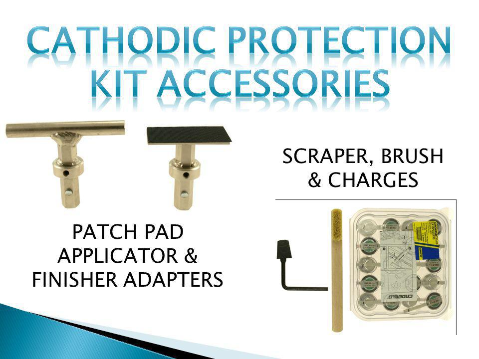 CATHODIC PROTECTION KIT ACCESSORIES