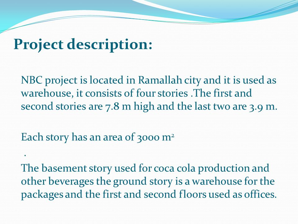 Project description: