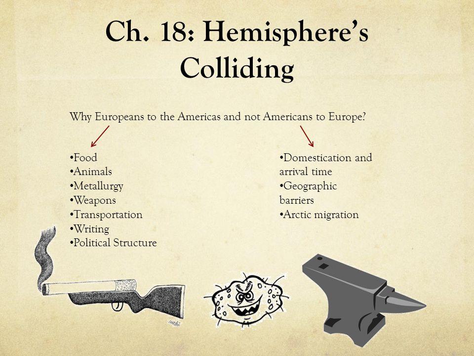 Ch. 18: Hemisphere's Colliding