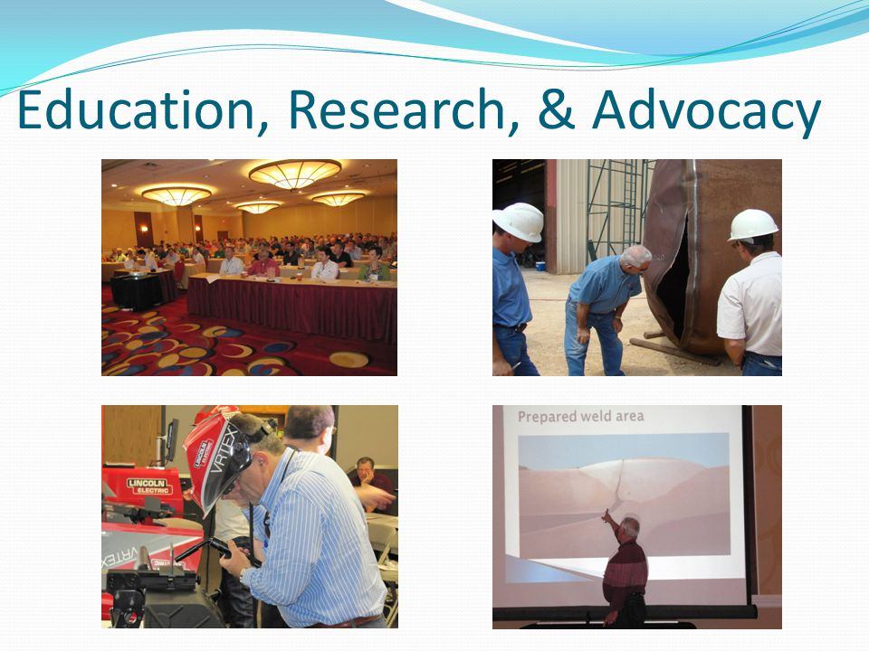 Education, Research, & Advocacy