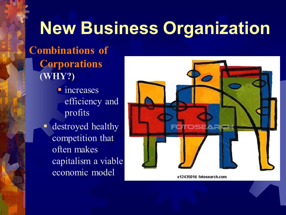 New Business Organization