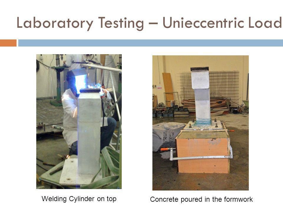 Laboratory Testing – Unieccentric Load