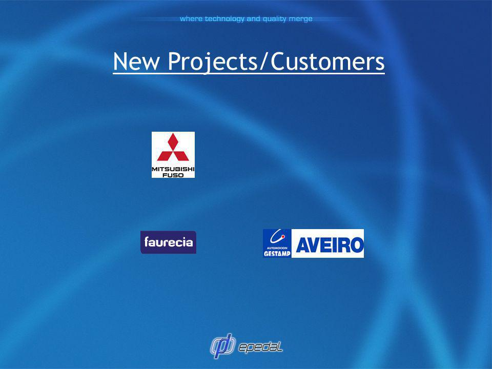 New Projects/Customers