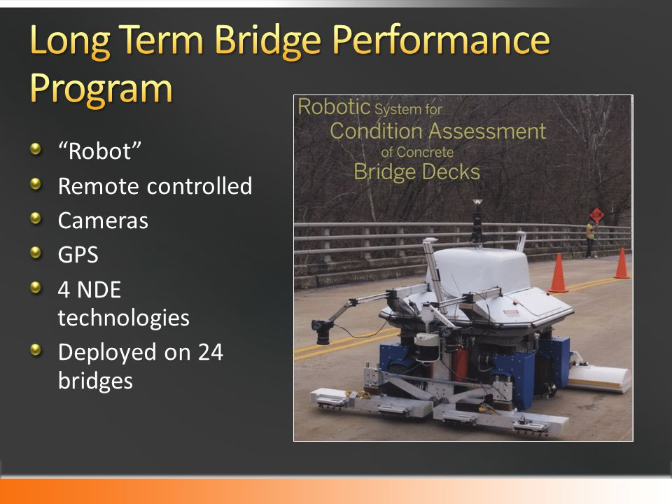 Long Term Bridge Performance Program