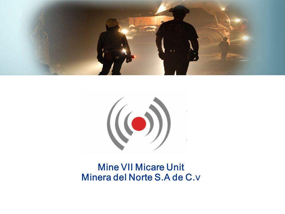 Minera del Norte S.A de C.V