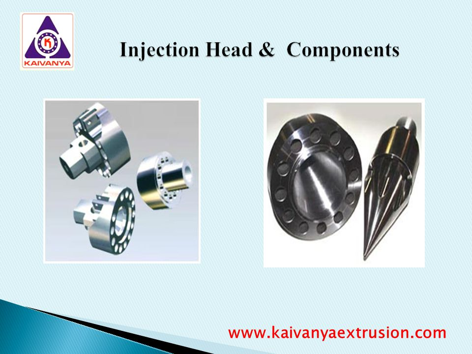 Injection Head & Components