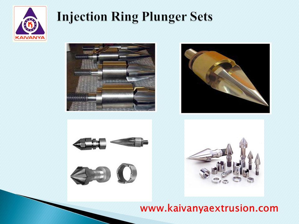 Injection Ring Plunger Sets