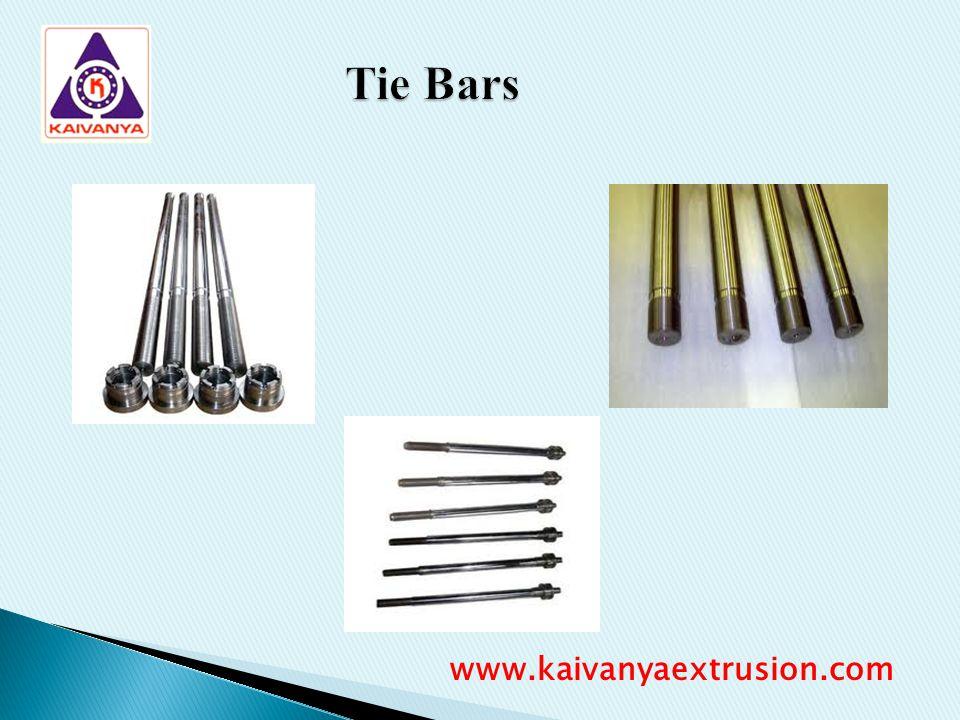 Tie Bars www.kaivanyaextrusion.com