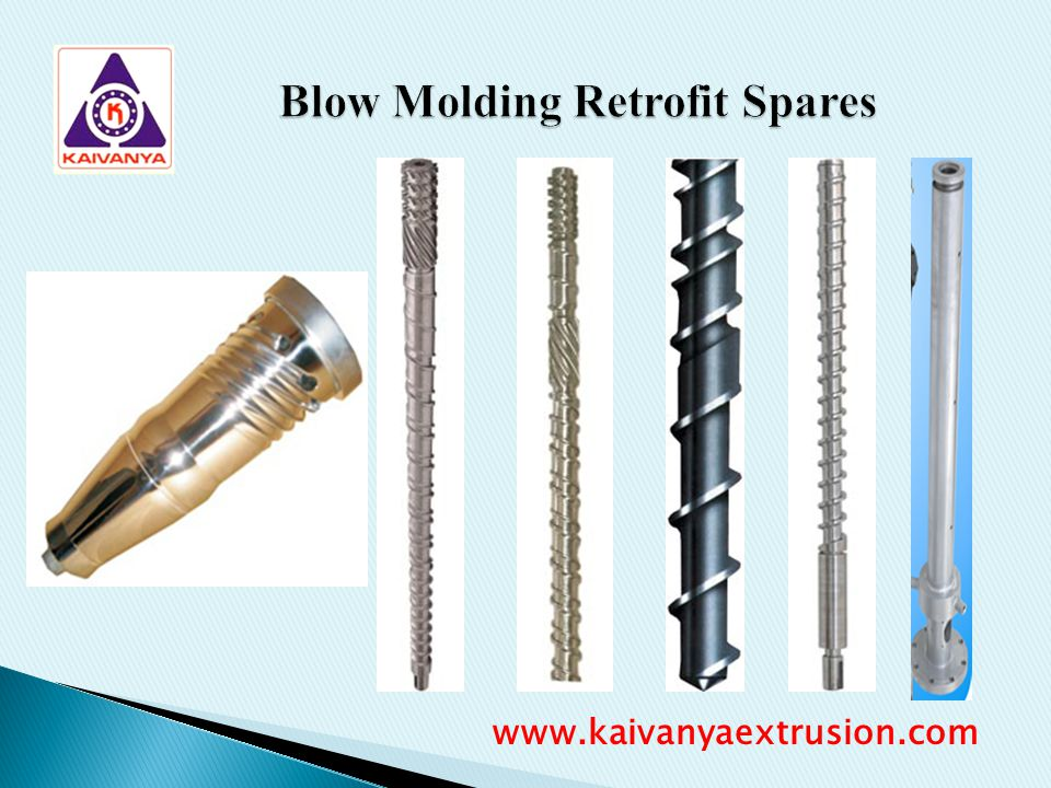 Blow Molding Retrofit Spares