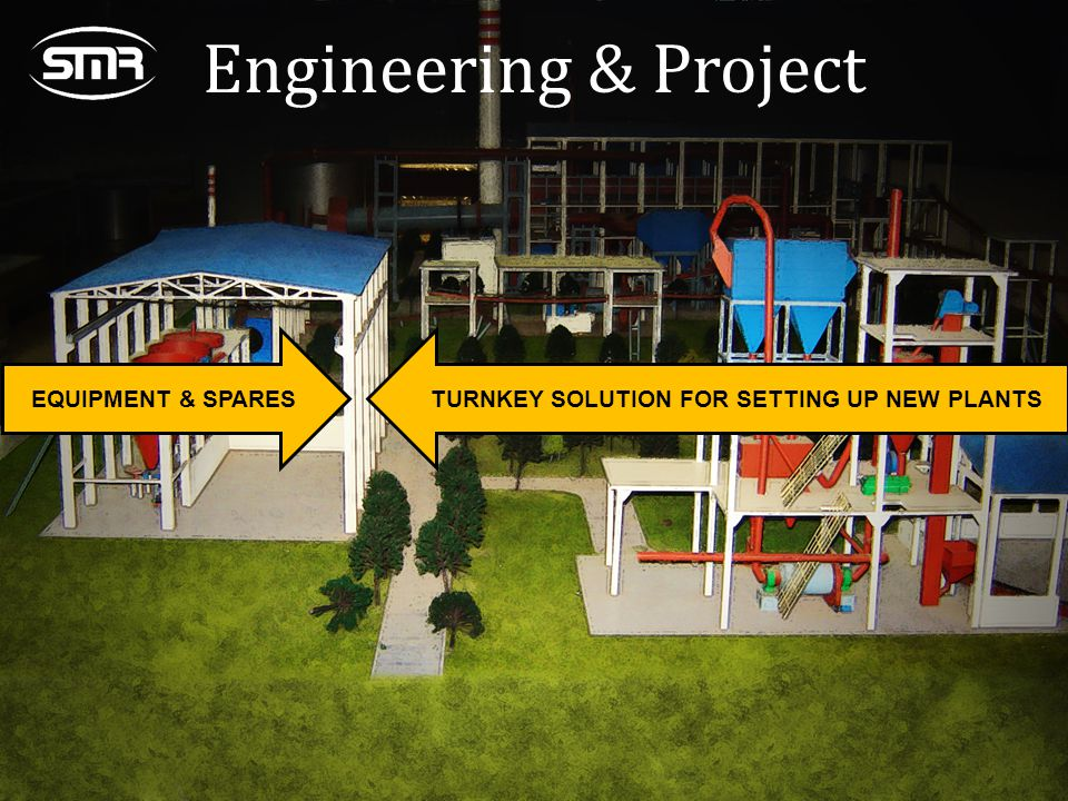 Engineering & Project EQUIPMENT & SPARES