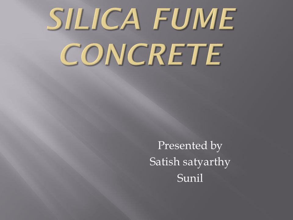 Presented by Satish satyarthy Sunil