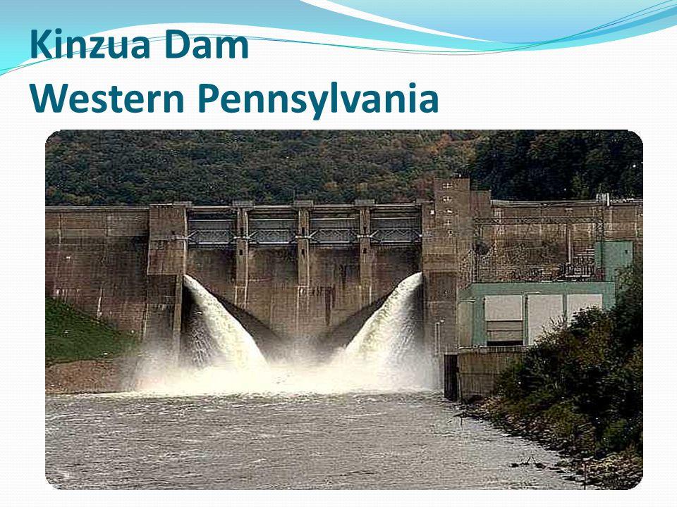 Kinzua Dam Western Pennsylvania