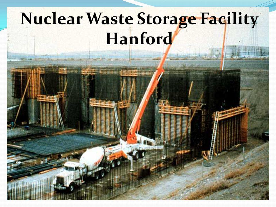 Nuclear Waste Storage Facility
