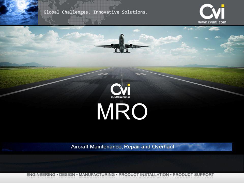 Aircraft Maintenance, Repair and Overhaul