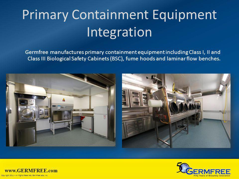 Primary Containment Equipment Integration