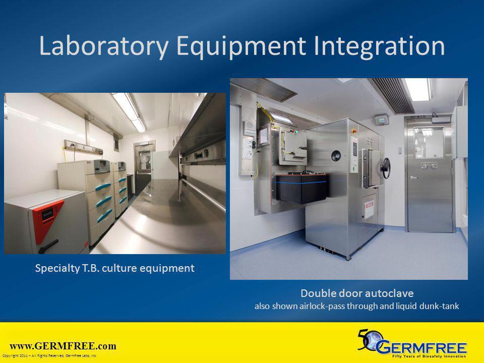 Laboratory Equipment Integration